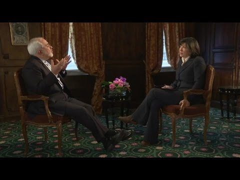 (adsbygoogle = window.adsbygoogle    []).push();           (adsbygoogle = window.adsbygoogle    []).push();  Christiane Amanpour speaks with Iranian Foreign Minister Javad Zarif on the sidelines of the Munich Security Conference, in Munich, Germany. source #usa #news #worldnews...