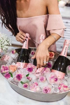 The Best Bridal Shower Ideas That Pinterest Gave U…