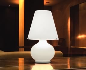 FDV Collection Paralume G Table L& deigned by Ufficio Stile Muranodue & 46 best Table Lighting images on Pinterest | Table lamps Table ... azcodes.com