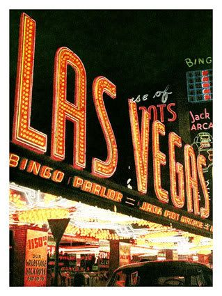 Las Vegas...BEEN THERE! Me to mostly work but did enjoy the nights in the torrential rain
