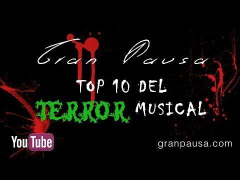 Música para Halloween - Top 10 del terror musical - YouTube