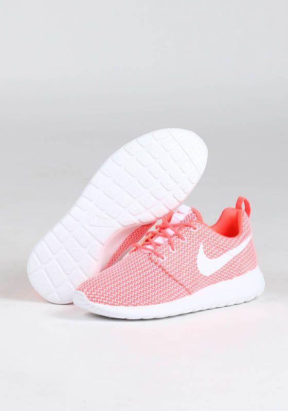 Coral Pink Nike Roshe Run