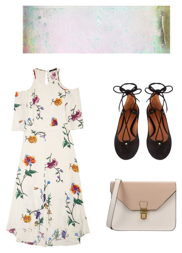 """""""Untitled #55"""" by amyisjoyful on Polyvore featuring TIBI, Chloé and 8"""