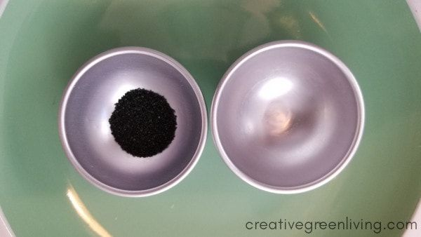 How To Make Activated Charcoal Bath Bombs