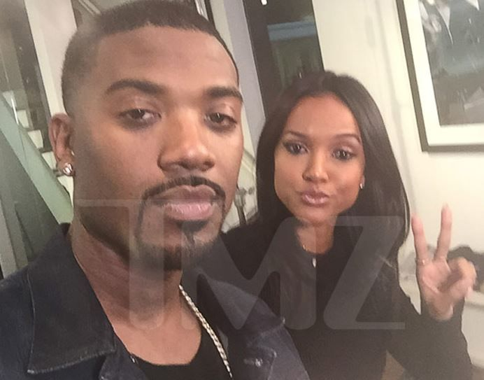 rayj Ray J And Karrueche Tran Dating? Ray J's Ex-GF May Not Be The Only One Threatening Suicide
