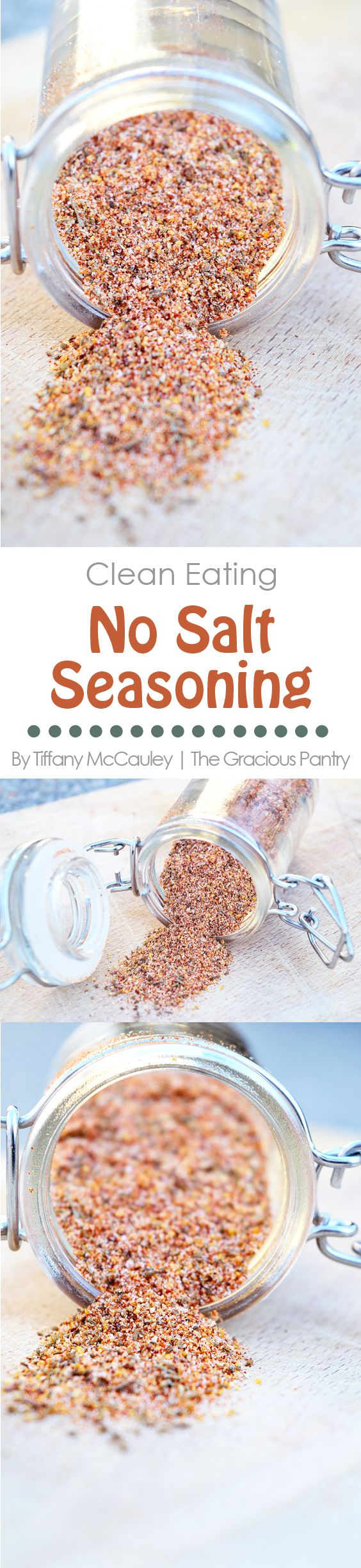 The 25 best no salt recipes ideas on pinterest easy healthy clean eating recipes no salt seasoning recipe salt replacement seasoning mix https forumfinder Images