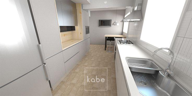 Cocina en Pinterest  Manijas del armario de cocina, Perillas de