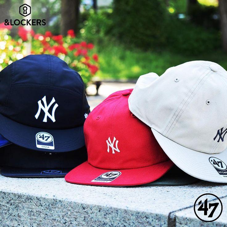 #47brand も今だけ個目 #半額  #ベースボールキャップ #キャップ #アンドロッカーズ #andlockers #cap #お洒落さんと繋がりたい #メンズファッション #コーデ #baseballcap #storejp #帽子 #ファッションコーデ #47 #yankees #ヤンキース #ニューヨーク #忘年会