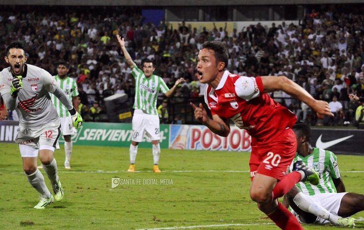 (@MiSantaFeRetro) | Seijas y Camilo Vargas, Independiente Santa Fe