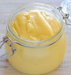 mayonnaise sans oeufs, (sans oeufs, sans lait, sans gluten):