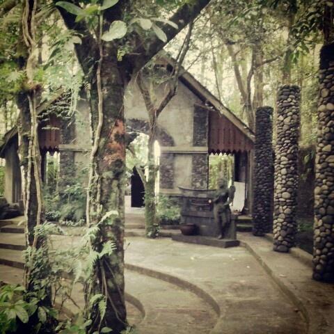 Secret garden,Jogjakarta,Indonesia