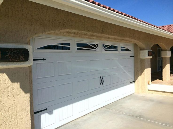 Garage door hinges – Garage doors are often one of the most overlooked exterior decor features in a home. On the other hand, you can turn the usual into the extraordinary by adding hardware to give your garage doors a carriage house look. You can turn yesterday's killing garage doors...