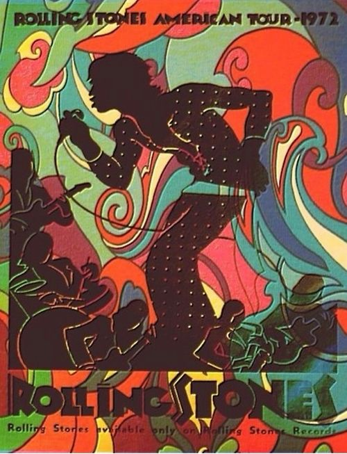 Rolling Stones 1972Andrés Ignaccolo & Co l www.ignaccolo-co.com Estudio de Social Media communication l Rosario l Argentina