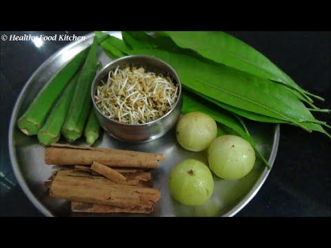 It's Amazing Home Remedies to control Diabetes-Natural Home remedies for Diabetes By Healthy Food Kitchen - YouTube