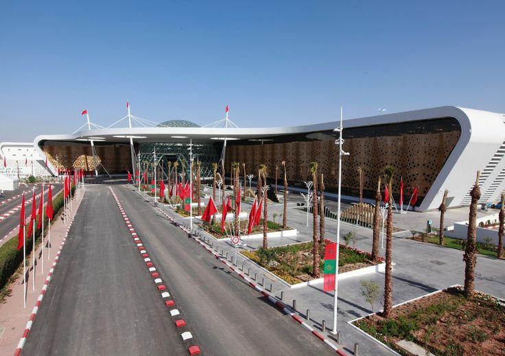 L'aéroport de Marrakech se date d'un nouveau terminal