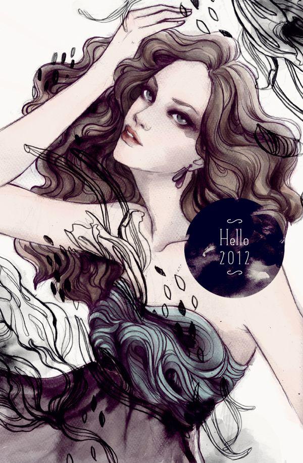 2012 Illustrations by Soleil Ignacio