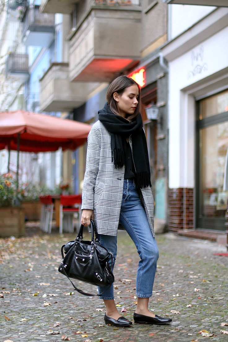 Outfit: Sporting Houndstooth for the Autumn/Winter Season – Ayla