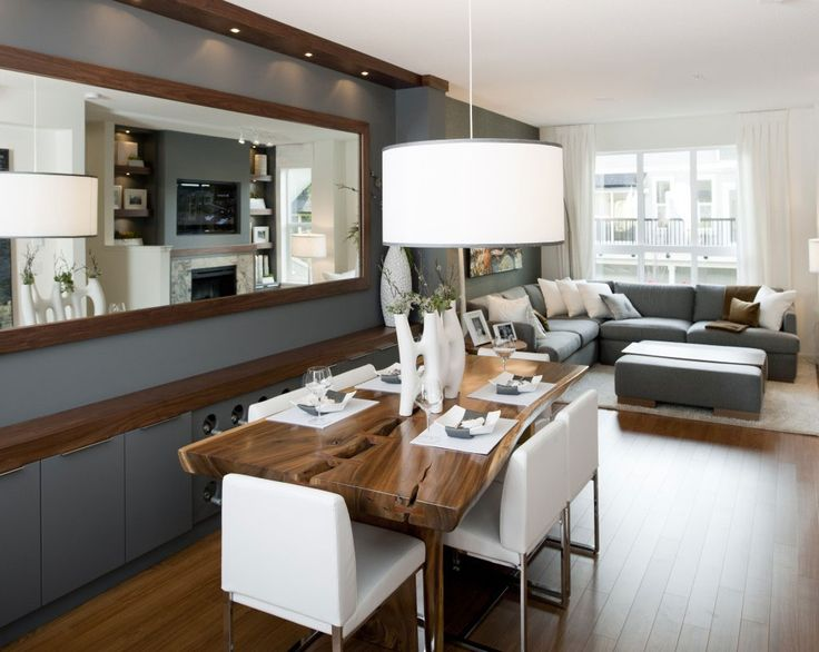 Living And Dining Room Interior Design Examples To Check Out Part 76