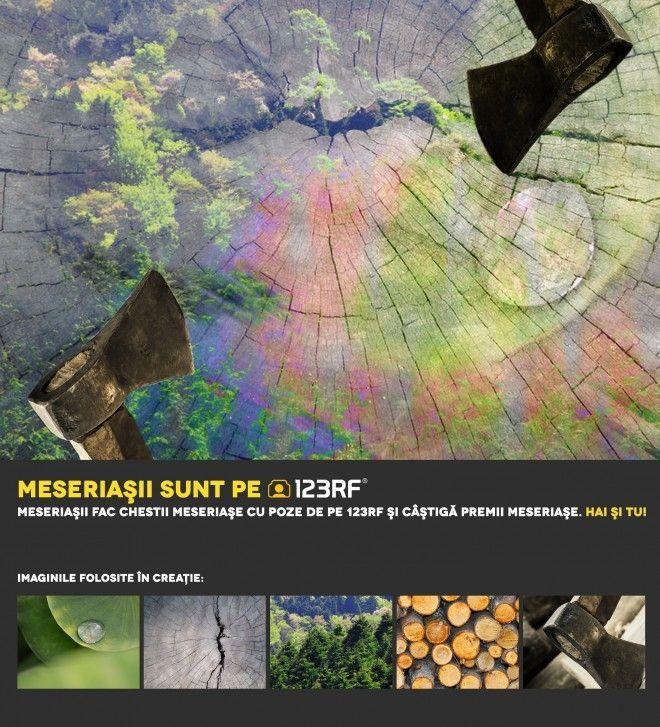 """Save the green !"" by  Vitalis Sergiu A. Meseriasii sunt pe 123RF!"