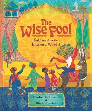 """Foolish"" Wise Men - folktales from the Middle East and India 