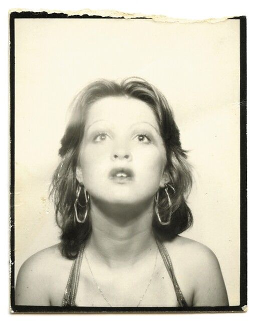 #cyndi lauper, very rare.  the booth pulled this one out of a vault, i have never seen Cyndi as young.