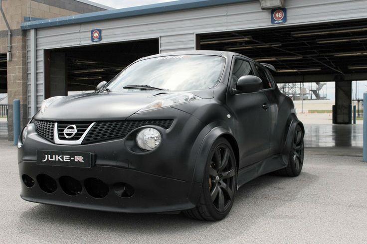 2014 Nissan Juke Black