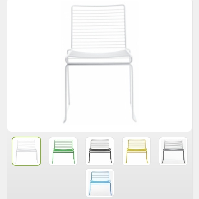 HAY stol -chair