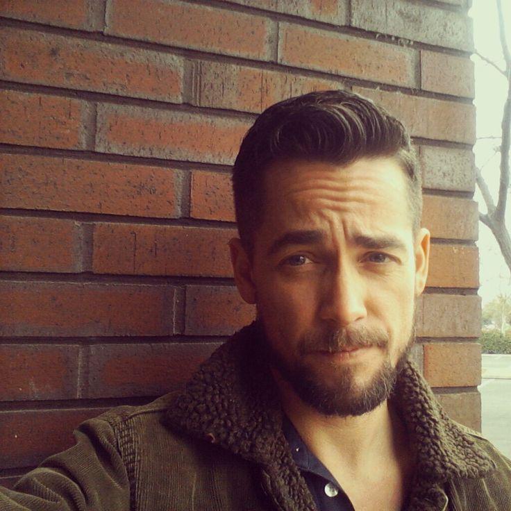 Long over short hair - men