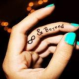 Best friend tattoo idea! :)