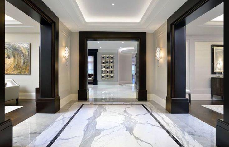 "NINA on Twitter: ""Great #Statuario #marble #slab flooring. Get it done @moscone_marble #dreamhomeideas #homedesignideas #vaughan #woodbridge #newhomes #new https://t.co/ULzaOLlaI8"""