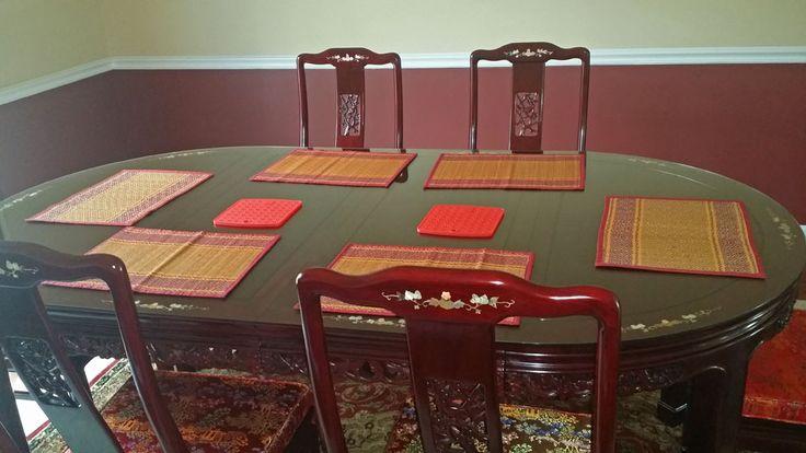 101 best Rosewood Dining Sets images on Pinterest