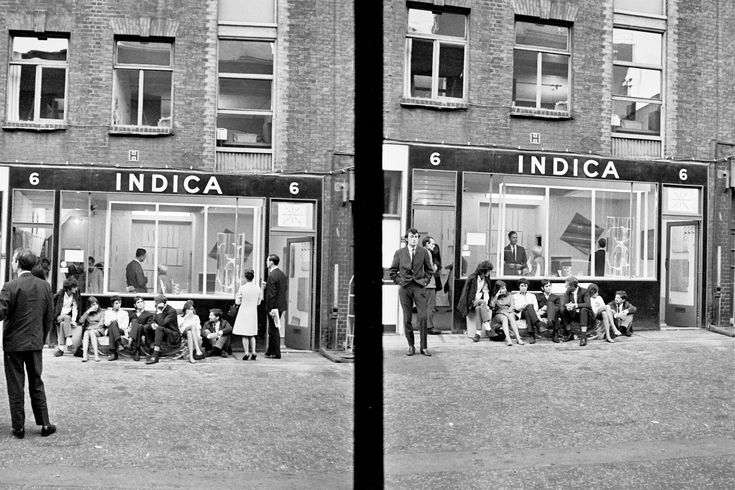 Indica Gallery, 1965