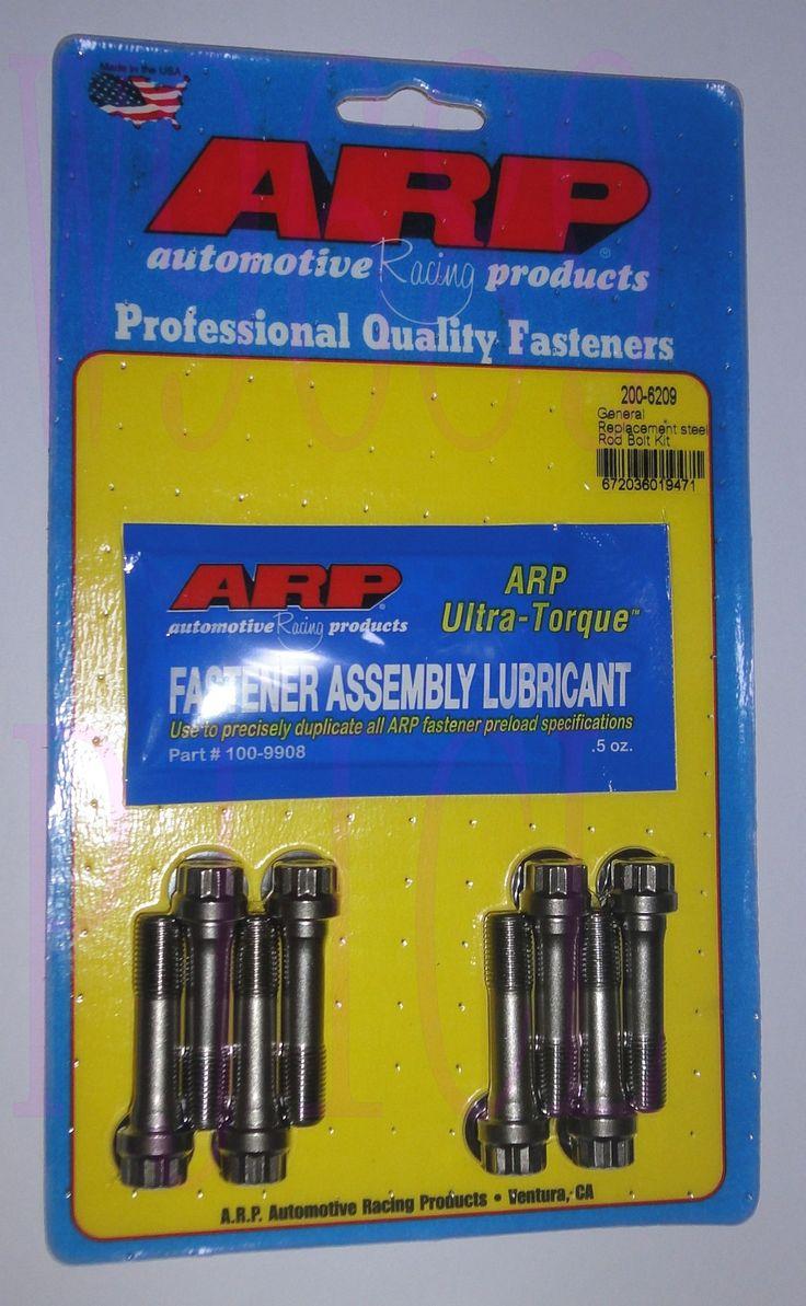 Arp مزورة 4340 الصلب قضيب conncting bolt kit جنرال repl ARP2000 حقيقية 200-6209 المستوردة من arp arp 2000 العالمي الترا العزم