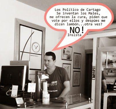 Vía @JorgeEMoncadaA: Cartago y El Estigma De Ser Puro Pueblo