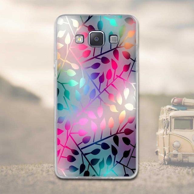 Soft Back Cover For Samsung Galaxy J1 (6) J120F J120h j120 TPU Phone