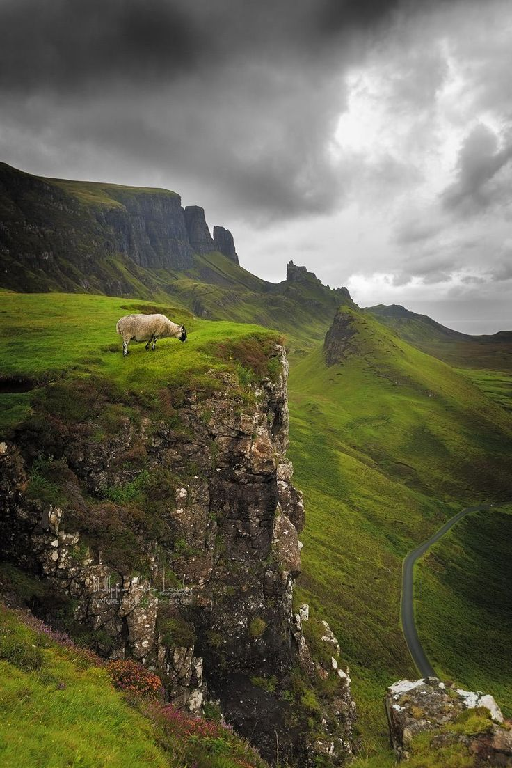 From the Isle of Skye, Scotland. Beautiful images from Phillippe Sainte-Laudy.