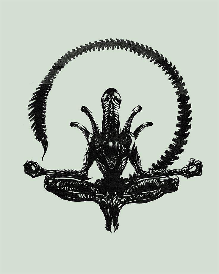 Zen Xenomorph
