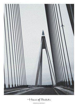 BRIDGE photo print by Pernilla Algede. Buy at houseofbeatniks.com