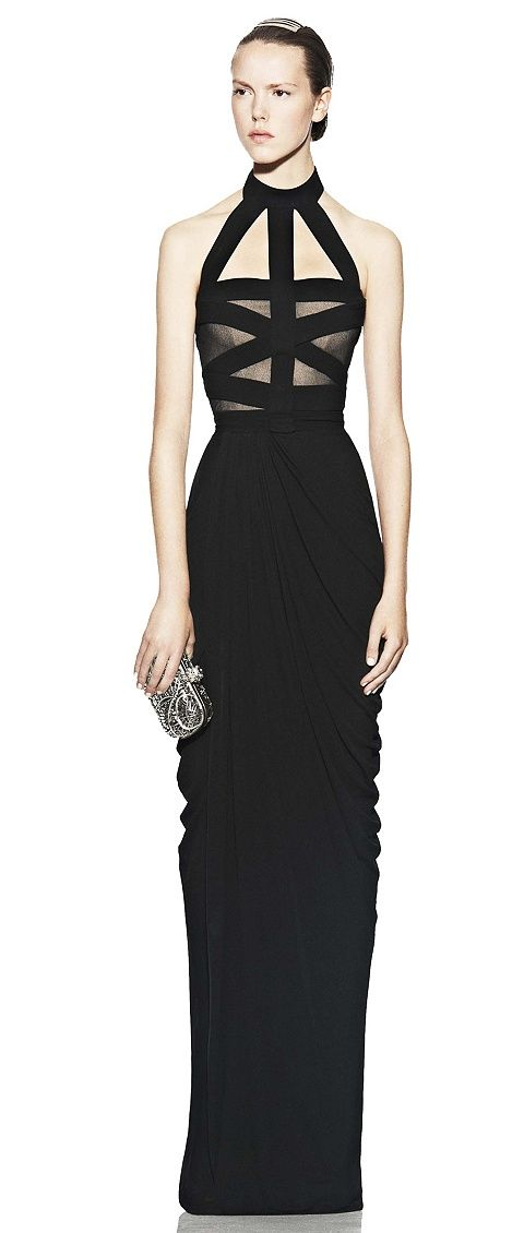 alexander mcqueen... 1) sure wish I could afford this dress and 2) sure wish I had somewhere to wear this dress.