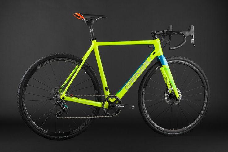 Cyclocross bike Steeple Garneau-Easton from DreamFactory - Steeple bike geometry