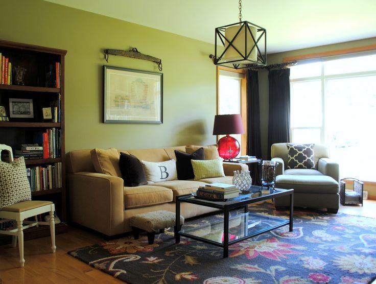 Home Office / Family Room Evolution