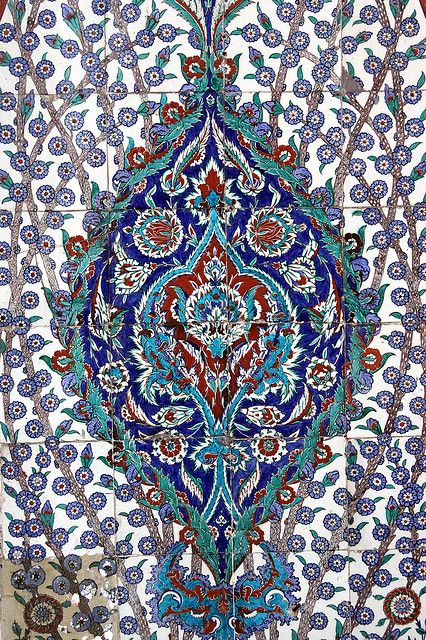 Istanbul, Turkey • Turkish Tiles