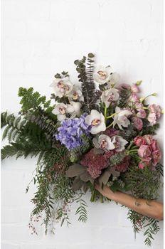 Pearsons Florist cymbidium orchids sweetpea