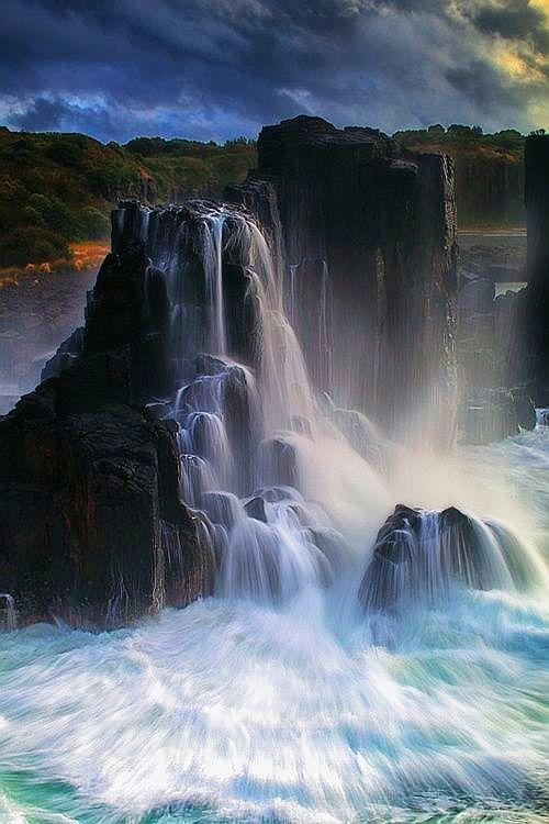 ✯ Boneyard Falls - Australia