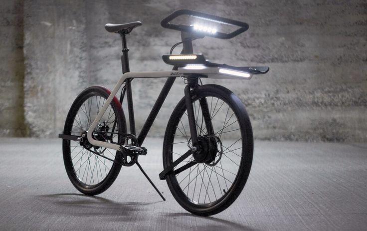 Denny bike by Teague X Sizemore