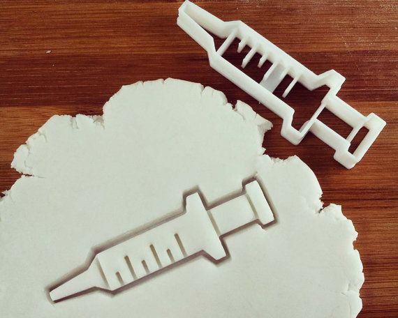 Hey, I found this really awesome Etsy listing at https://www.etsy.com/listing/232807513/syringe-cookie-cutters-others-biscuit