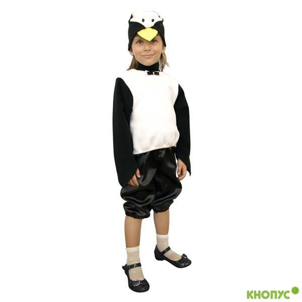 Костюм пингвина карнавальный