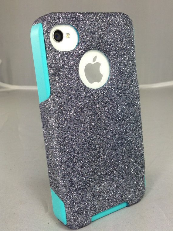 i phone case! except purple instead of blue...