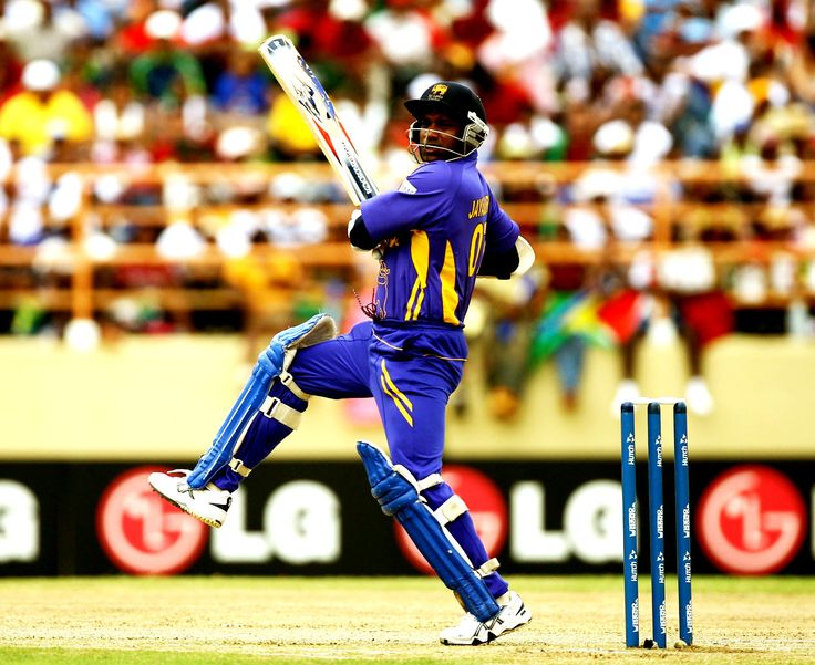Jayasuriya's greatness lay in the effect he had on other teams. Batsmen like Saeed Anwar, Mark Waugh and Tendulkar had set a template for top-order one-day batting but Jayasuriya forced teams to recalibrate expectations. Australia asked Adam Gilchrist to open, Pakistan promoted Shahid Afridi, and India moved Sourav Ganguly up the order. Chris Gayle and Virender Sehwag would soon emerge.