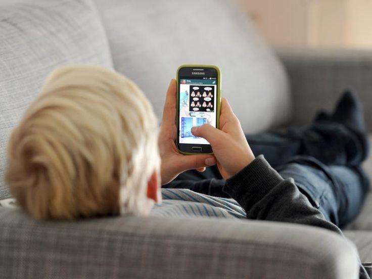 #Studie: Smartphone-Sucht könnte Einfluss auf die Neurochemie des Gehirns haben - Heise Newsticker: Heise Newsticker Studie:…